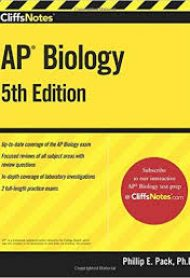 Cliffnotes AP biology