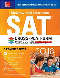 McGraw Hill sat prep book
