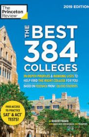 The Best 384 Colleges, 2019 Edition by Princeton Review
