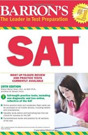 Barron's New SAT, 29th Edition: with Bonus Online Tests