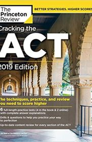 Cracking the ACT by Princeton Review