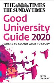 The Times Good University Guide 2020: Where to Go and What to Study