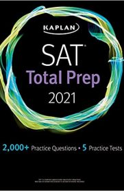 SAT Total Prep 2021 by Kaplan