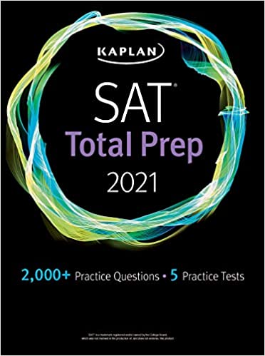 SAT Total Prep 2021 by Kaplan