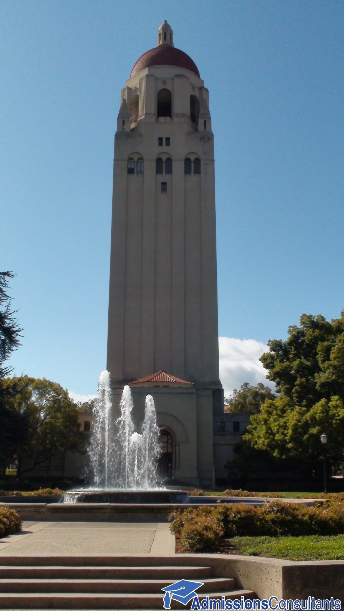 Stanford ranked most selective by niche.com