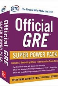 Candid Official GRE Super Power Pack Book Review