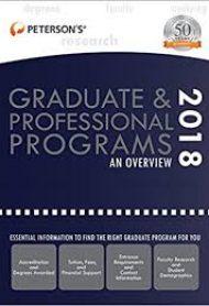 Petersons graduate programs