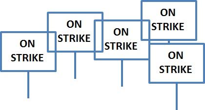 graduate student unions on strike