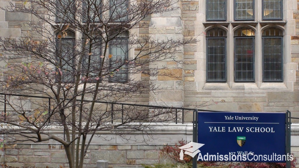Yale was ranked number one again in the 2021 US News law school rankings