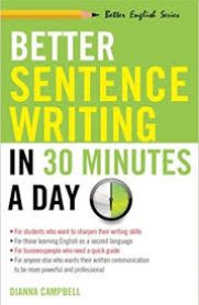 Better Sentence Writing in 30 Minutes a Day