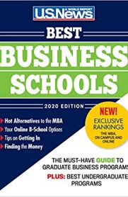 Best Business Schools 2020 by US News & World Report