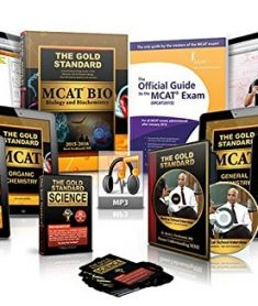 The Gold Standard Complete MCAT Review