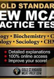 5 Gold Standard MCAT Practice Tests